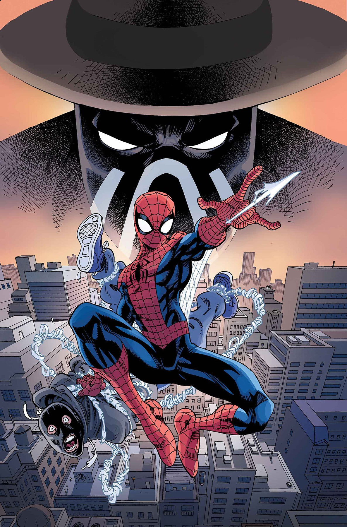 SPIDER-MAN MASTER PLAN #1