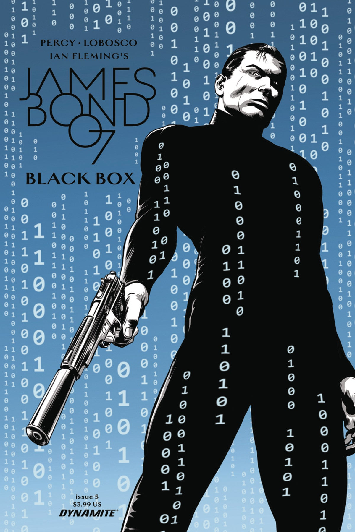 JAMES BOND #5 CVR C ZIRCHER