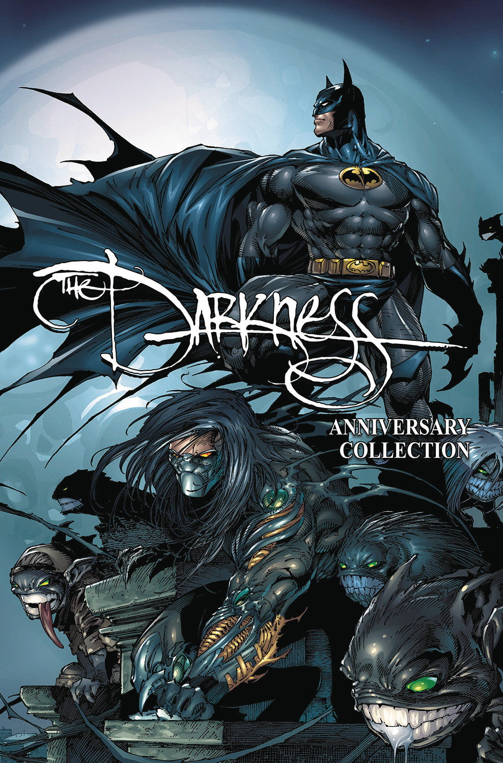 DARKNESS BATMAN 20TH ANNIVERSARY CROSSOVER COLL TP