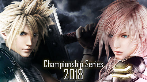 Final Fantasy TCG Regional Tournament