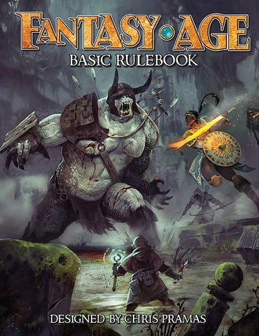 Fantasy Age Basic Rulebook