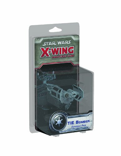 Star Wars X-Wing Miniatures: Tie Bomber Expansion