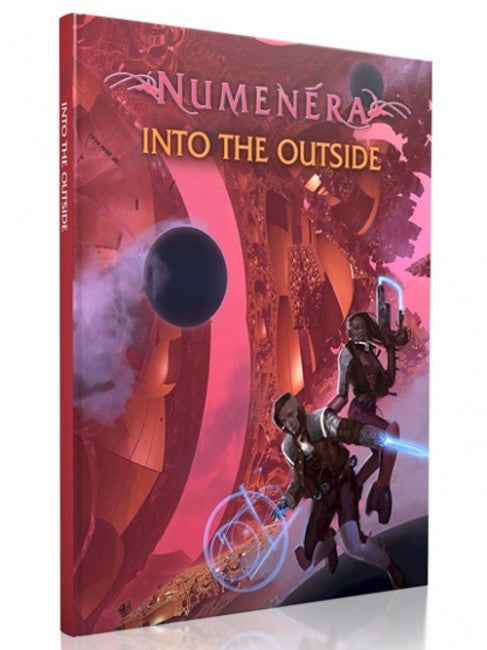 Into The Outside: Numenera RPG