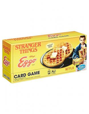 Stranger Things: Eggo Card Game!