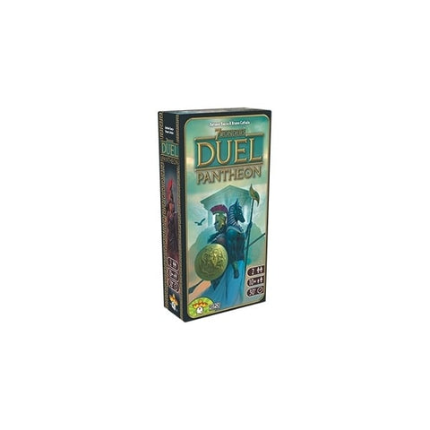 7 Wonders: Duel - Patheon Expansion