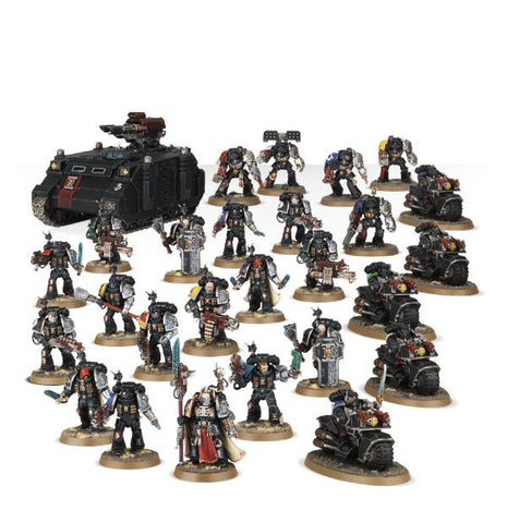 BATTLEFORCE: DEATHWATCH WATCHBLADE TASKFORCE