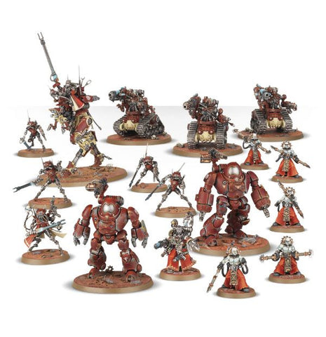 BATTLEFORCE: ADEPTUS MECHANICUS ERADICATION COHORT