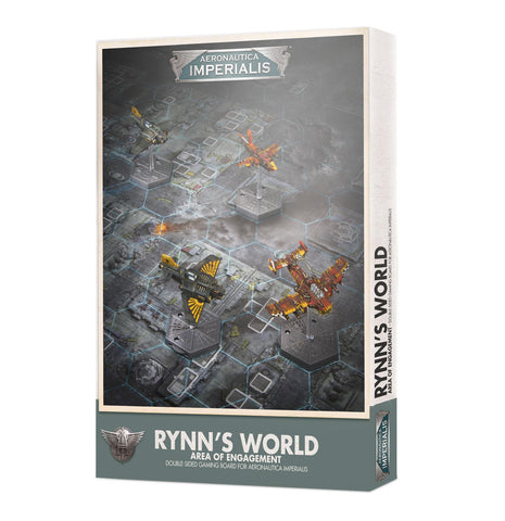 Copy of Aeronautica Imperialis: Rynns World Area of Engagement