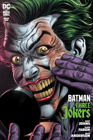 BATMAN THREE JOKERS #2 (OF 3) Premium Cover F - MAKEUP