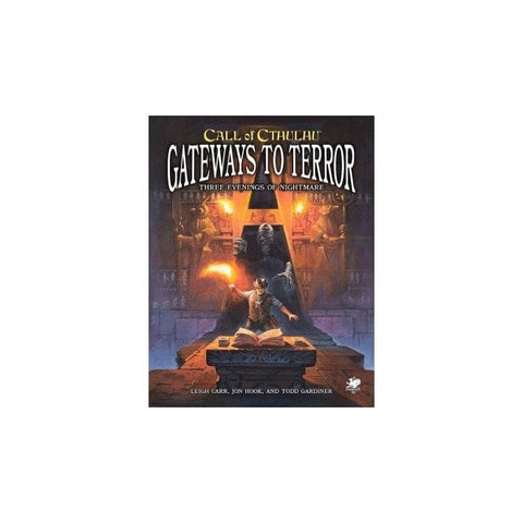 Call of Cthulhu - Gateways To Terror - Three evenings of nightmare