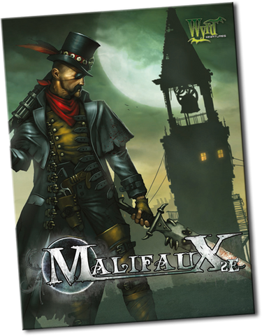 Malifaux M2E 2nd Edition Rule Book