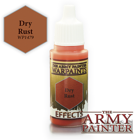 Army Painter: Dry Rust