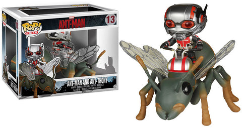 POP RIDES ANT-MAN ANT-THONY VINYL FIGURE
