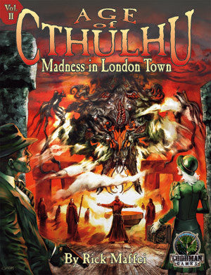 Age of Cthulhu: Madness in London Town