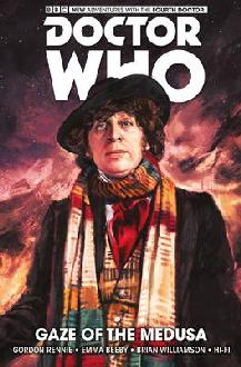 Doctor Who: The Fourth Doctor - Gaze of the Medusa