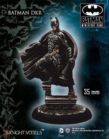 Batman Miniature Game: Batman The Dark Knight Rises