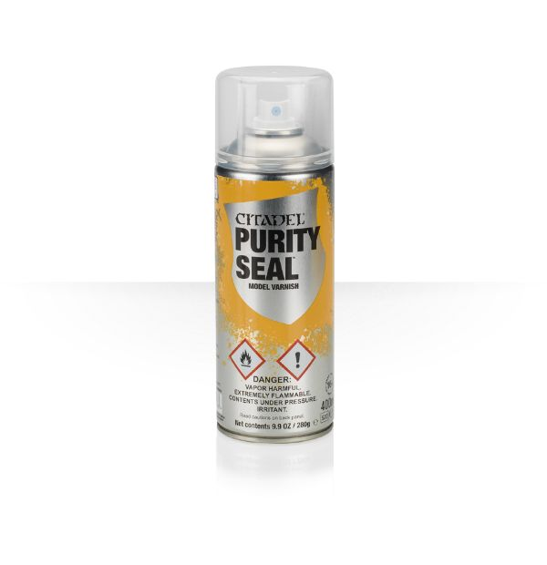 Purity Seal Model Varnish