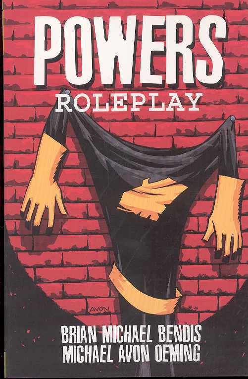 POWERS TP VOL 02 ROLEPLAY COVER