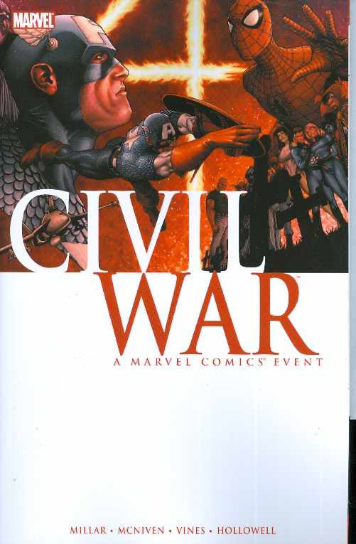 CIVIL WAR TP COVER