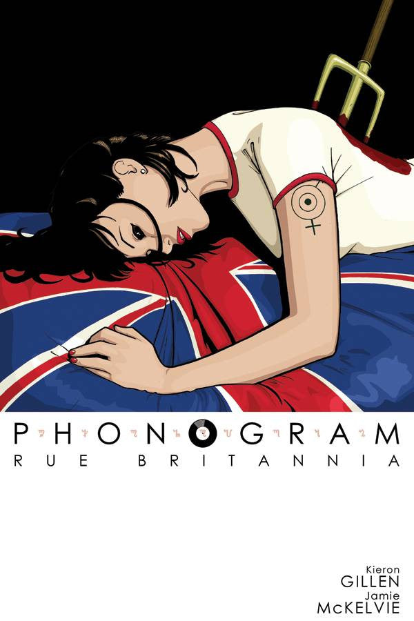 PHONOGRAM TP VOL 01 RUE BRITANNA COVER