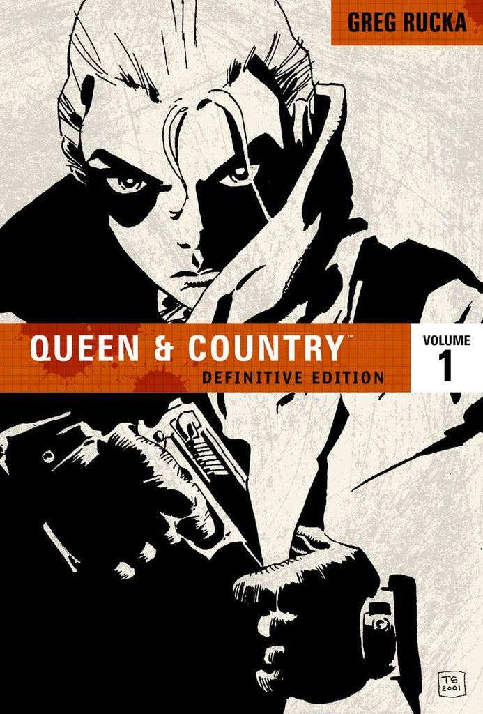 QUEEN & COUNTRY DEFINITIVE EDTP VOL 01 (MR) COVER