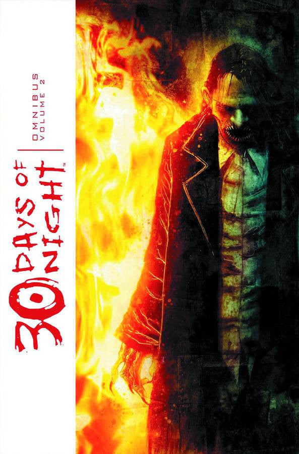 30 DAYS OF NIGHT OMNIBUS TP VOL 02 COVER