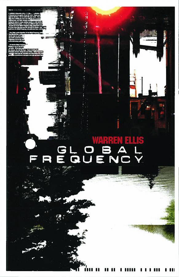 GLOBAL FREQUENCY TP (MR) COVER