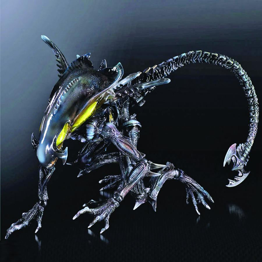 ALIENS COLONIAL MARINES PLAY ARTS KAI SPITTER AF