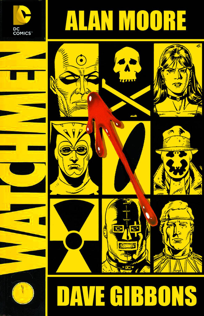 WATCHMEN TP INTERNATIONAL EDITION NEW ED COVER