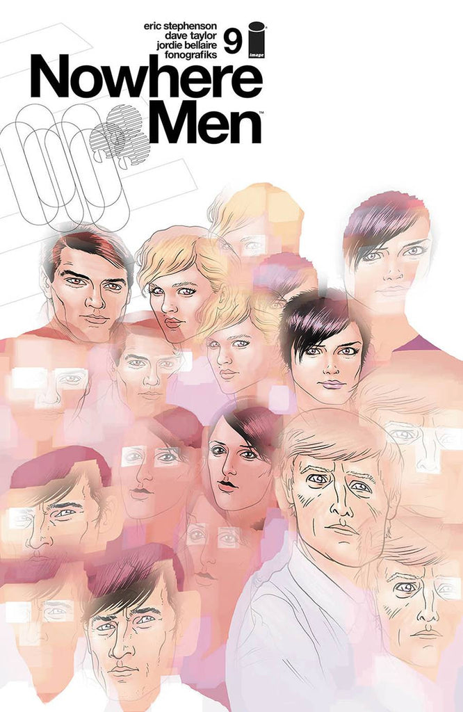 NOWHERE MEN #9 (RES) (MR) COVER