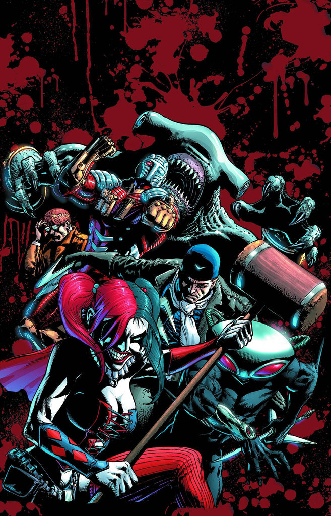 SUICIDE SQUAD TP VOL 05 WALLED IN (N52) COVER