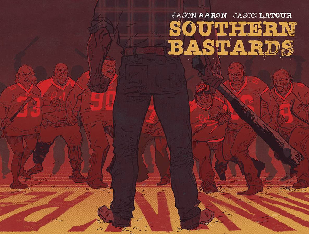 SOUTHERN BASTARDS TP VOL 01 HERE WAS A MAN (MR) COVER