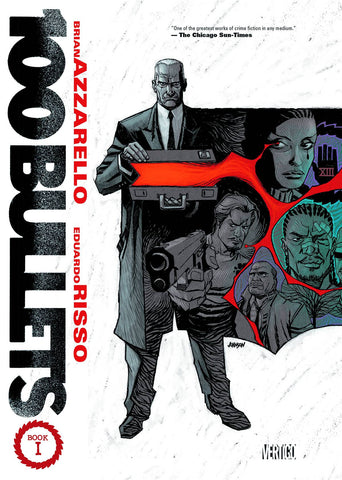 100 BULLETS TP BOOK 01 (MR) COVER