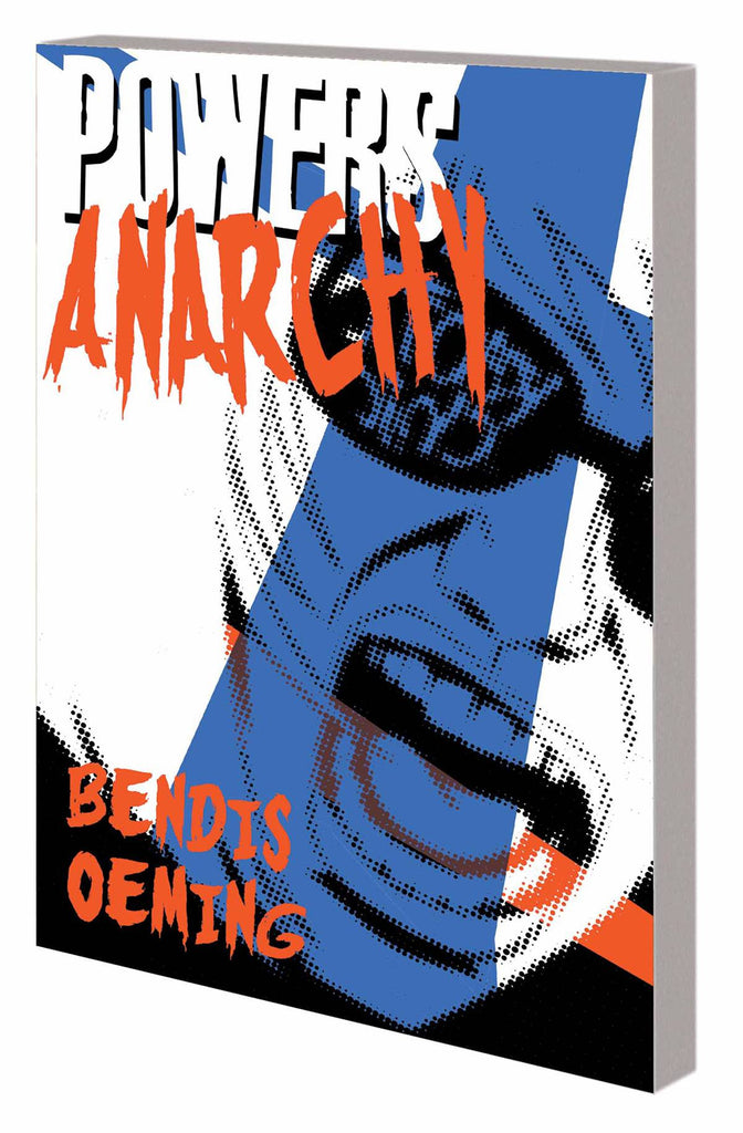 POWERS TP VOL 05 ANARCHY NEW PTG (MR) COVER