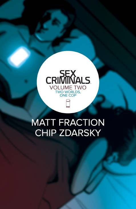 SEX CRIMINALS TP VOL 02 TWO WORLDS ONE COP (MR) COVER
