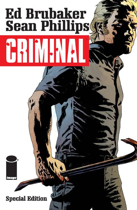 CRIMINAL SPECIAL ED ONE SHOT (MR) COVER