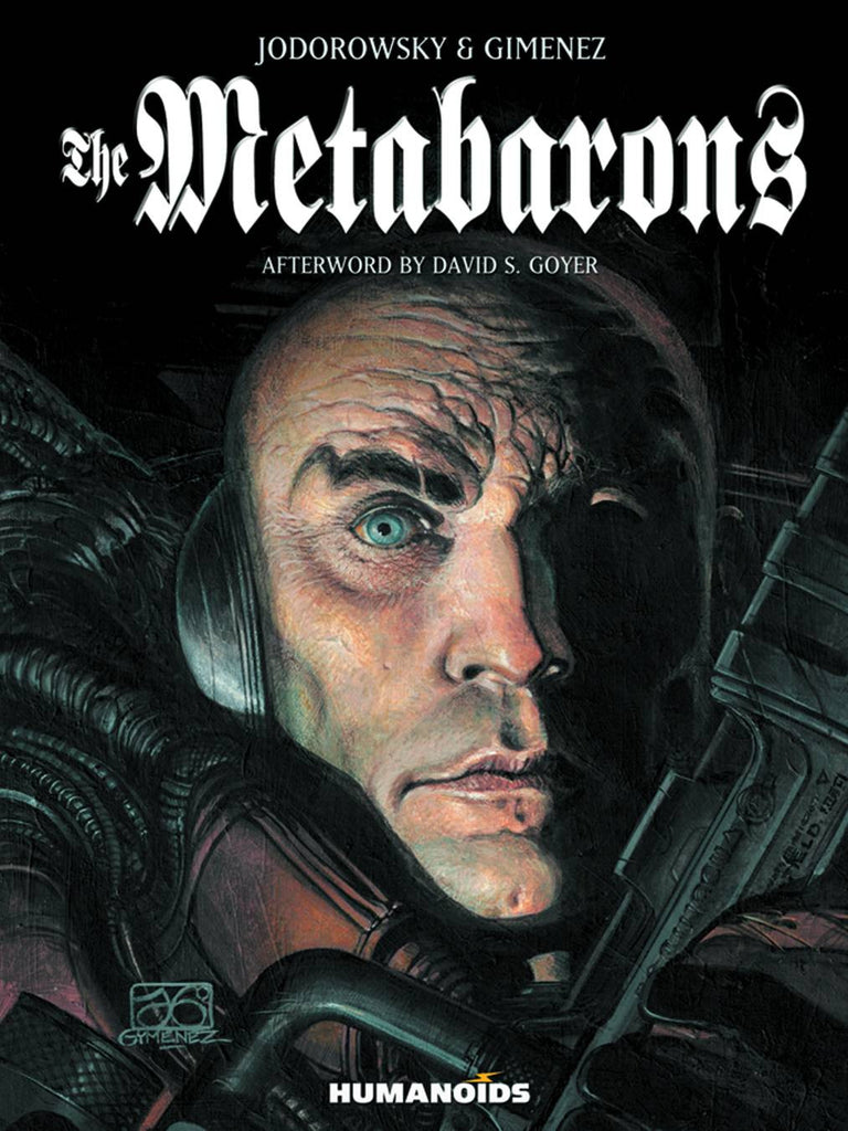 METABARONS HC (DEC141551) (MR) COVER