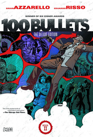 100 BULLETS TP BOOK 02 (MR) COVER