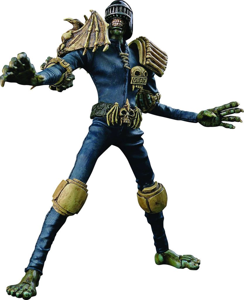 2000 AD JUDGE DEATH 1/12 SCALE FIGURE (C: 0-1-2)