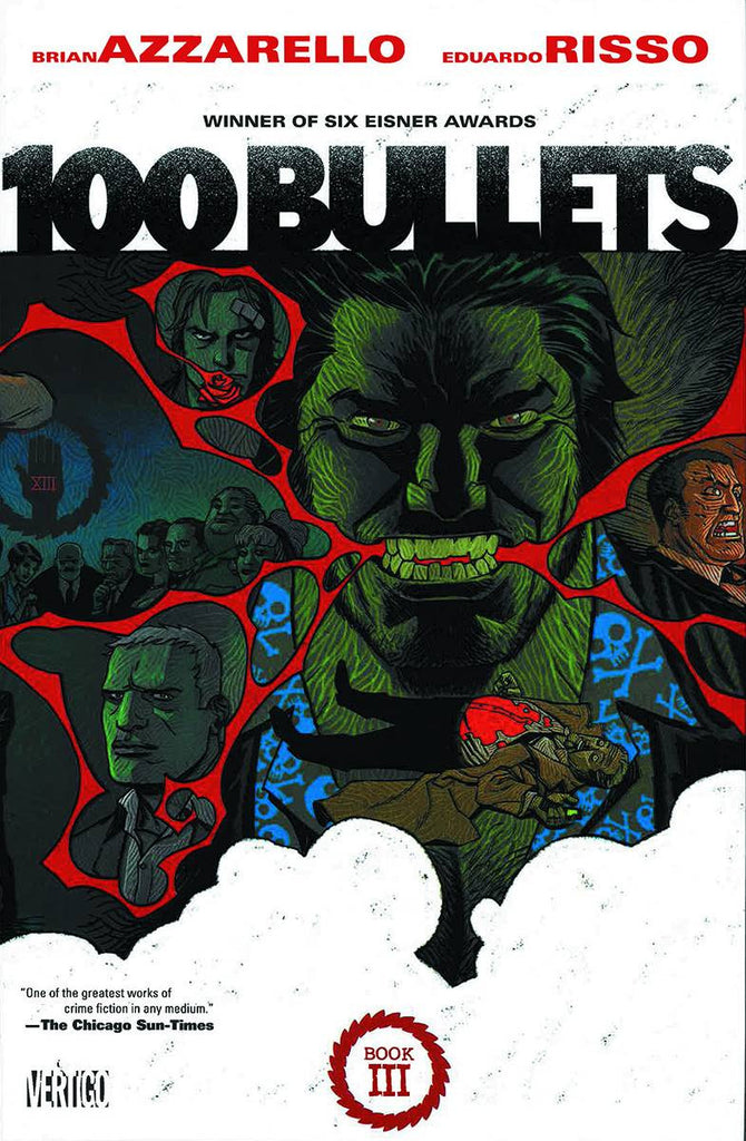 100 BULLETS TP BOOK 03 (MR) COVER