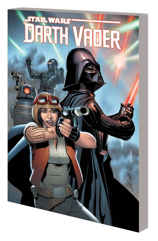 STAR WARS DARTH VADER TP VOL 02 SHADOWS AND SECRETS COVER