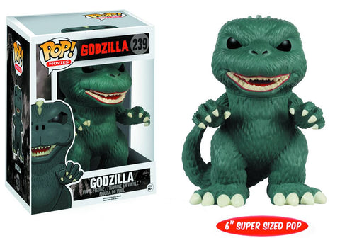 POP GODZILLA GODZILLA 6IN VINYL FIG  COVER