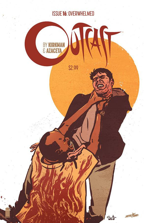 OUTCAST BY KIRKMAN & AZACETA #16 (MR)