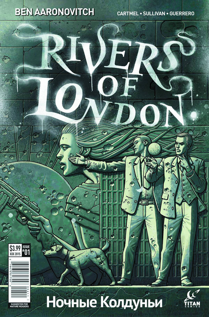 RIVERS OF LONDON NIGHT WITCH #1 (OF 5) CVR A MCCAFFREY (MR) COVER