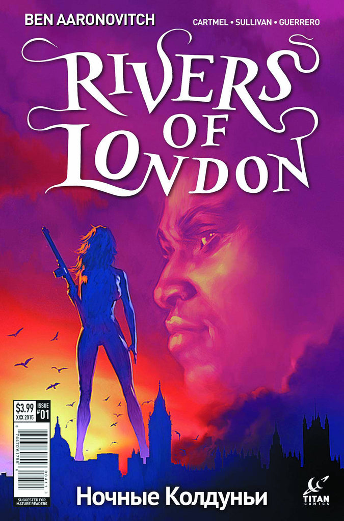 RIVERS OF LONDON NIGHT WITCH #1 (OF 5) CVR B RONALD (MR) COVER