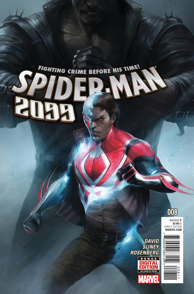 SPIDER-MAN 2099 #8 COVER