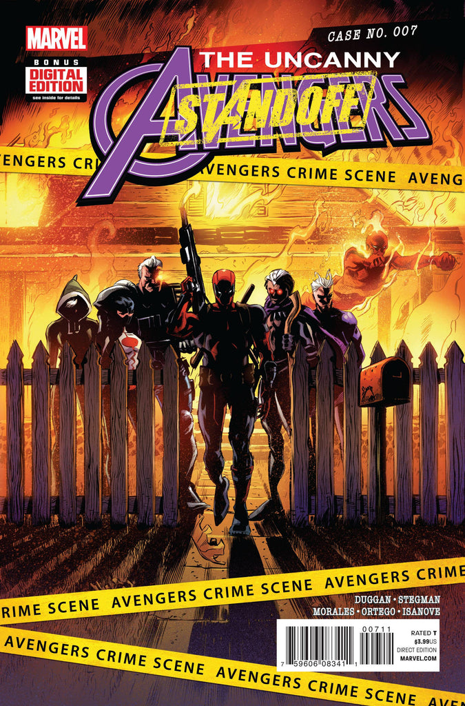 UNCANNY AVENGERS #7 ASO COVER