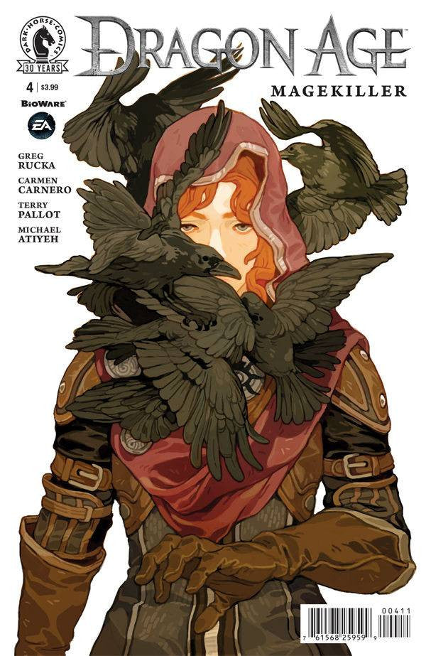 DRAGON AGE MAGEKILLER #4 (OF 5) COVER