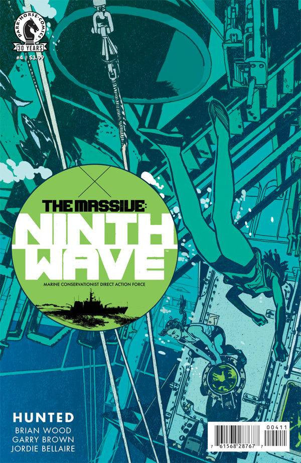 MASSIVE NINTH WAVE #4 COVER