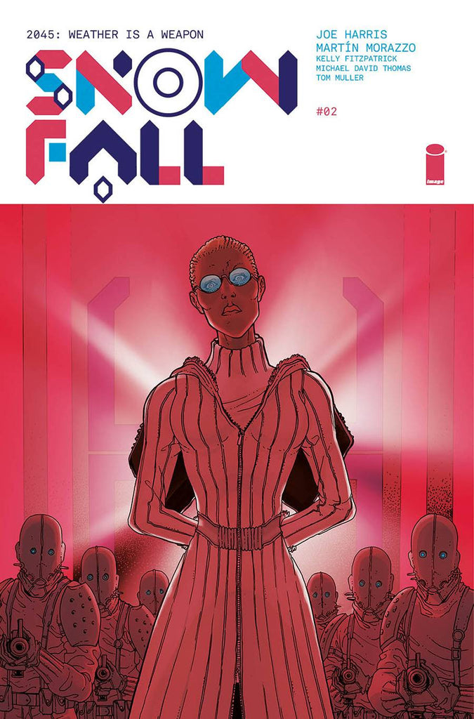 SNOWFALL #2 (MR) COVER